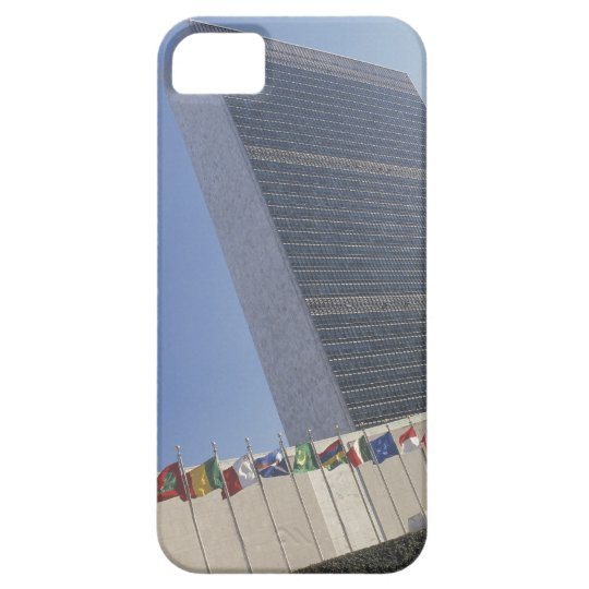 United Nations building iPhone SE/5/5s Case