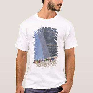 United Nations building T-Shirt
