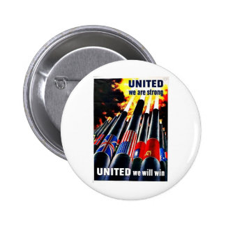 United Nations Button