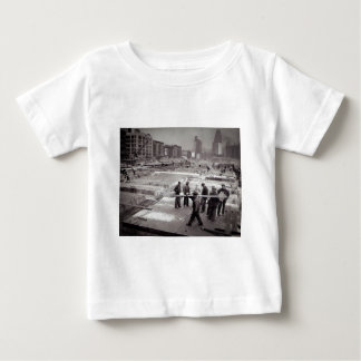 United Nations Construction Site East Side NYC Baby T-Shirt