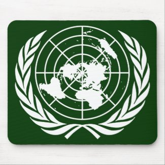 United Nations Mouse Pad
