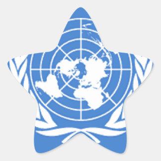 United Nations Sticker
