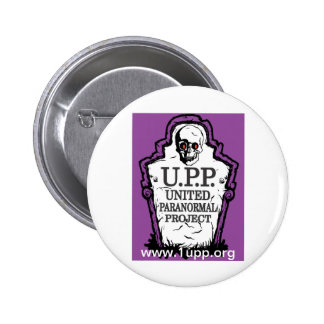 United Paranormal Project Pin