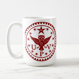 United Party of Virtue Coffee Mug