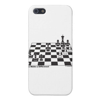 United Pawns Check Mate King Chess Board Set Game Case For iPhone 5