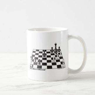 United Pawns Check Mate King Chess Board Set Game Coffee Mug