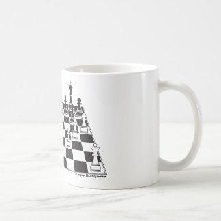 United Pawns Check Mate King Chess Board Set Game Mugs