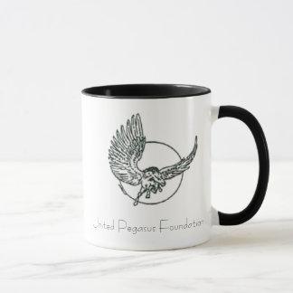 United Pegasus Foundation Logo Mug
