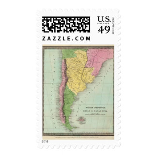 United Provinces, Chili and Patagonia Postage