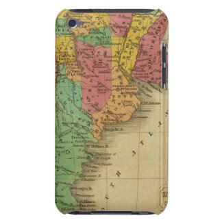 United Provinces, Chili, Patagonia iPod Touch Covers