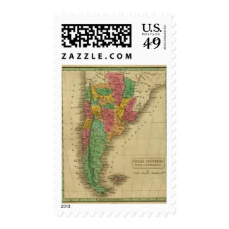 United Provinces, Chili, Patagonia Stamps