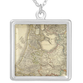 United Provinces Personalized Necklace