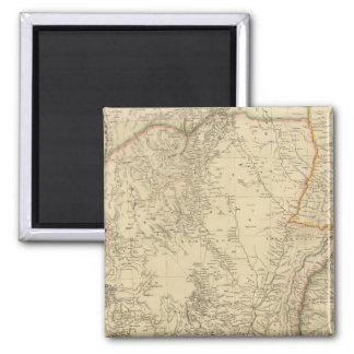 United Provinces of La Plata, Banda Oriental 2 Inch Square Magnet