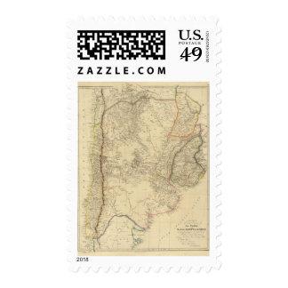 United Provinces of La Plata, Banda Oriental Postage Stamp