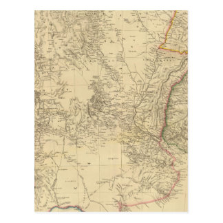 United Provinces of La Plata, Banda Oriental Postcard