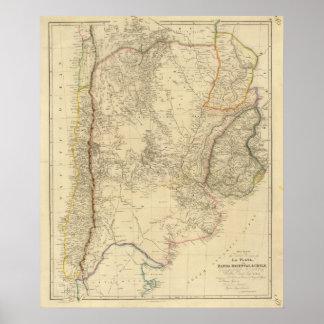 United Provinces of La Plata, Banda Oriental Poster