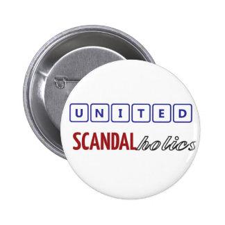 united scandalholics pins