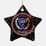United Space Forces Christmas Tree Ornaments