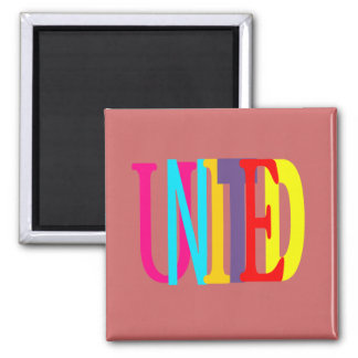 United Square Magnet