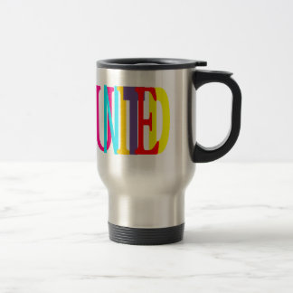 United Squared Travel Mug