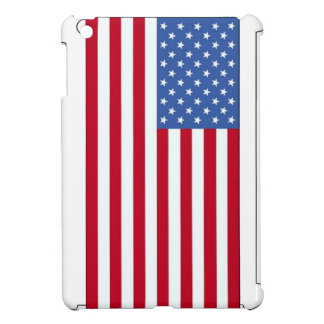 United State of America Flag iPad Mini Cover