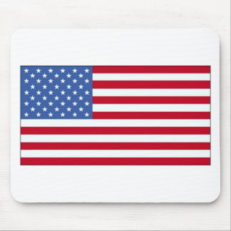 United State of America Flag Mouse Pad