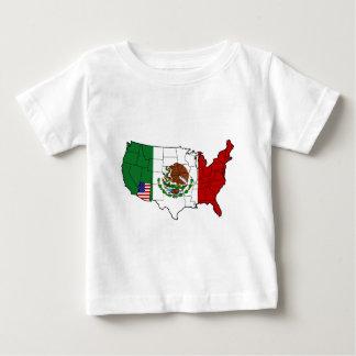 United State of Arizona Baby T-Shirt