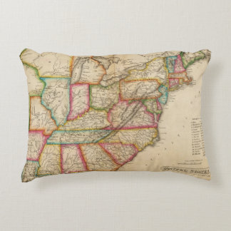 United States 11 Accent Pillow