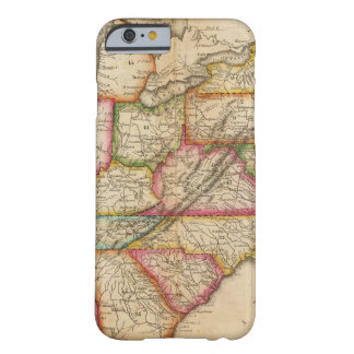 United States 11 Barely There iPhone 6 Case