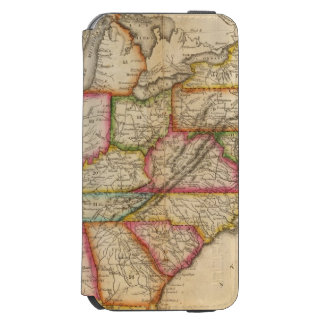United States 11 iPhone 6/6s Wallet Case