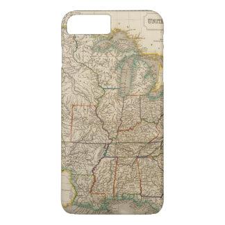 United States 12 iPhone 7 Plus Case