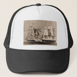 United States 1798, Historic US ship Trucker Hat