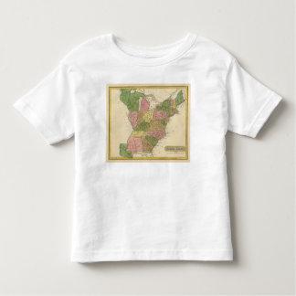 United States 18 Toddler T-shirt