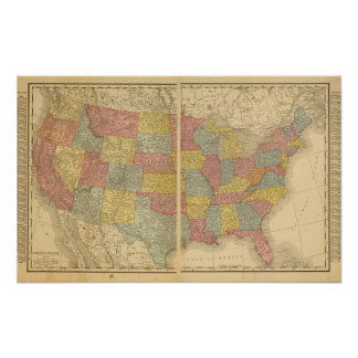 United States 20 Poster