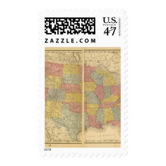 United States 21 Postage