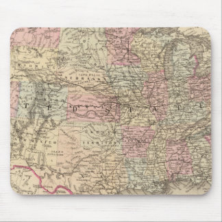 United States 24 Mouse Pad