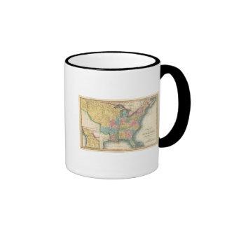 United States 29 Coffee Mugs