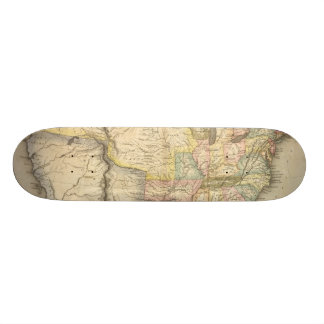 United States 29 Skateboard