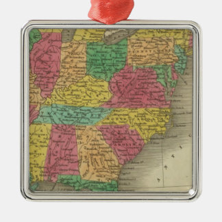 United States 33 Christmas Tree Ornament