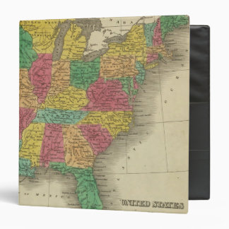 United States 33 Vinyl Binders