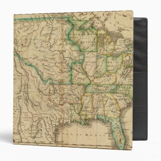 United States 38 Vinyl Binder