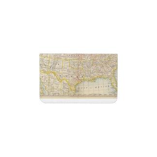 United States 4 Business Card Holder