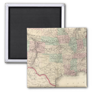 United States 4 2 Inch Square Magnet