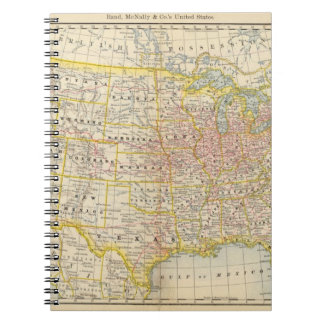 United States 4 Notebook