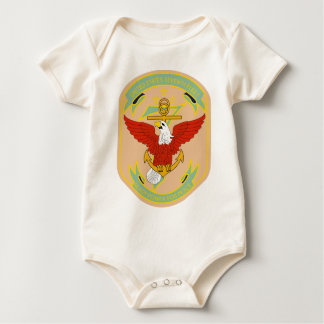 United States 7th Fleet Baby Bodysuit
