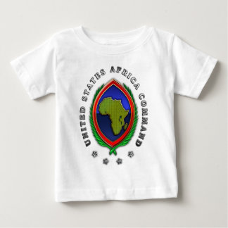 United States Africa Command Baby T-Shirt