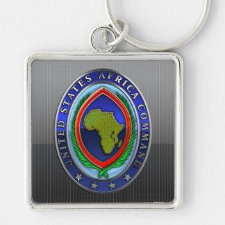 United States Africa Command Keychain