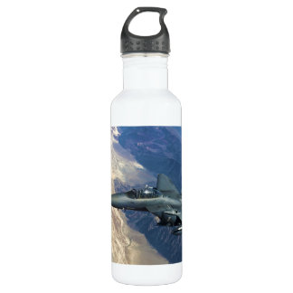 United States Air Force F-15 Strike Eagle Water Bottle