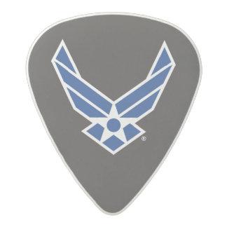 United States Air Force Logo - Blue Acetal Guitar Pick