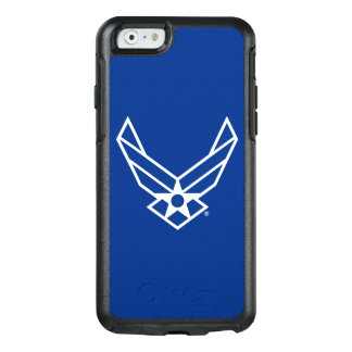 United States Air Force Logo - Blue OtterBox iPhone 6/6s Case